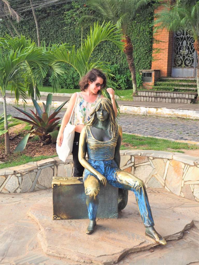 Buzios Brigitte Bardo statut le saint tropez Brésilien