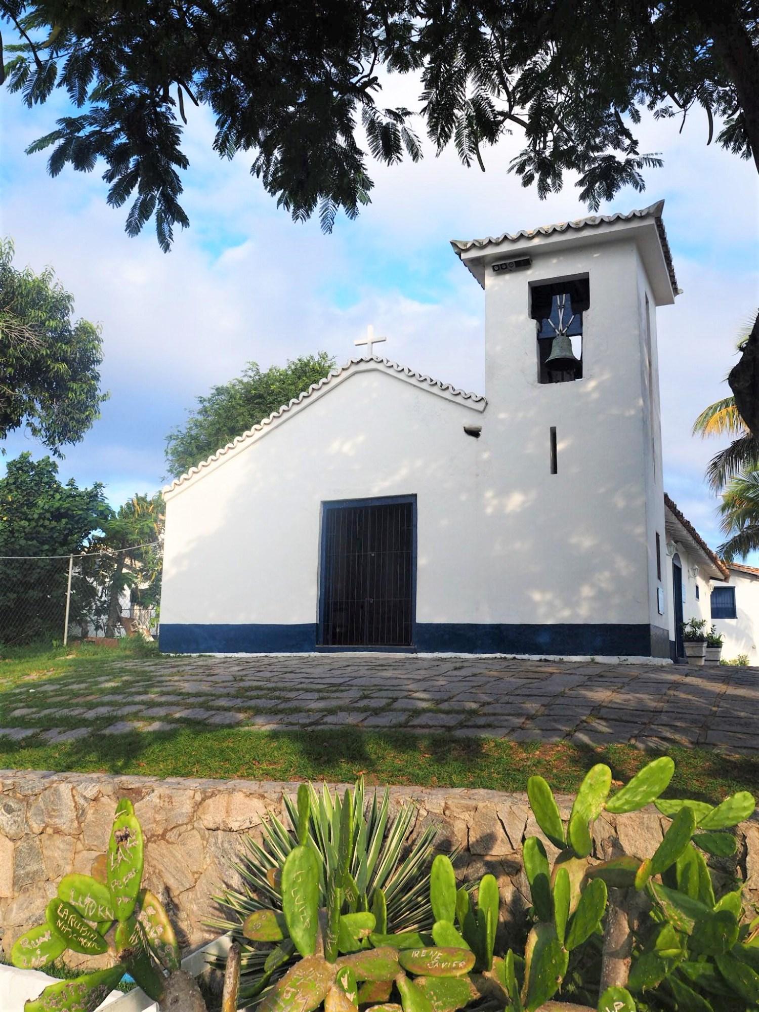 Buzios brésil voyage Eglise clioandco
