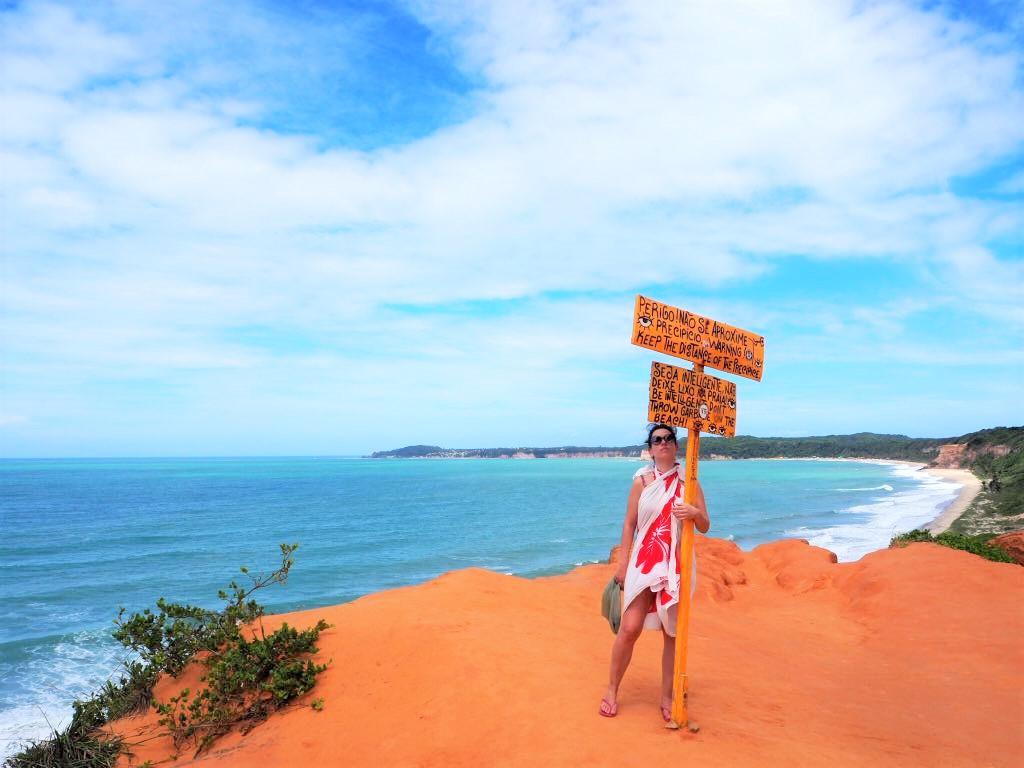 Tibau do sul brésil clioandco voyage vers Pipa la station touristique