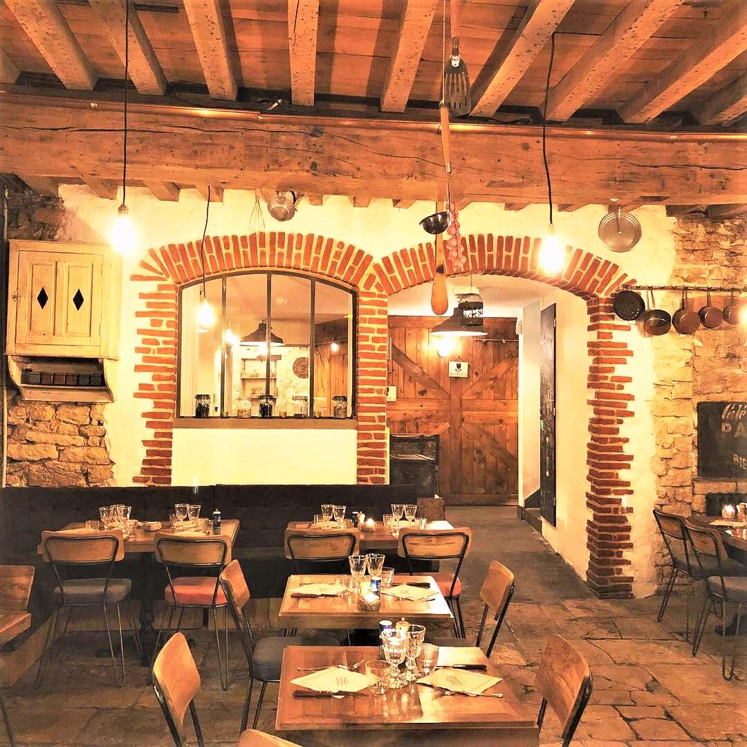 clioandco Dijon restaurant l'épicerie & cie