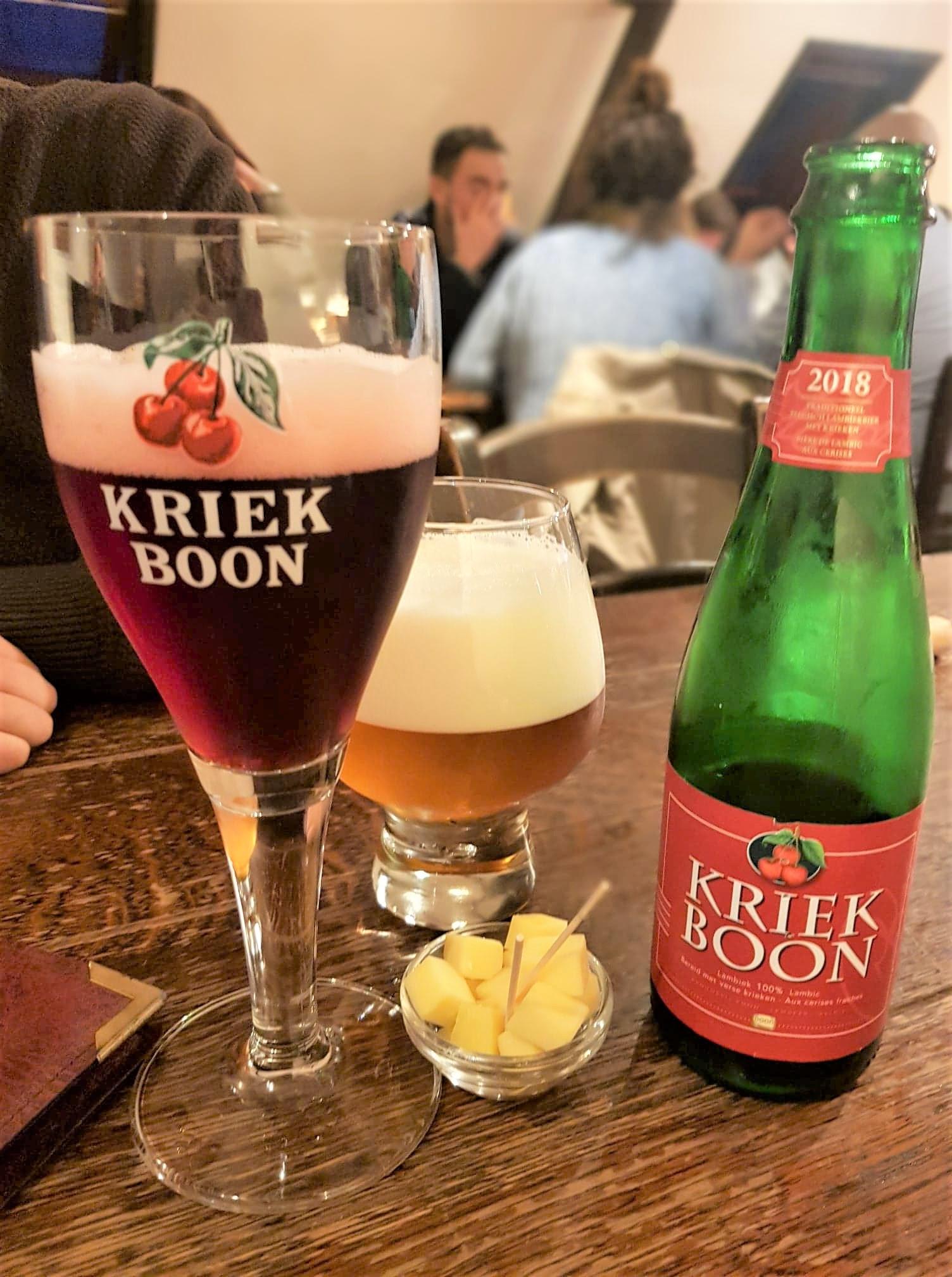 Bruges Belgique Estaminet De Gare voyage clioandco