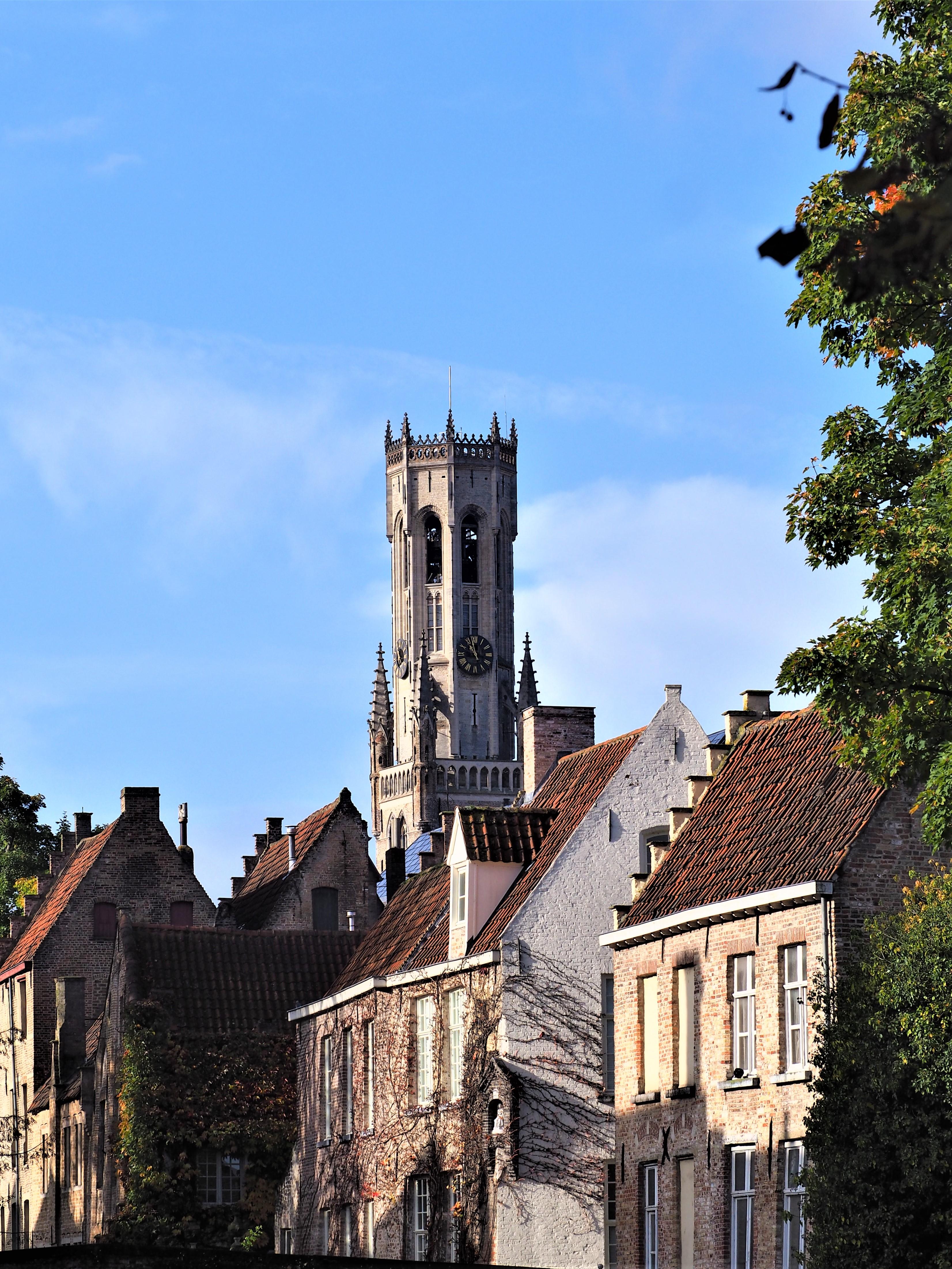 Bruges-Belgique-blog-voyage-clioandco-Beffroi