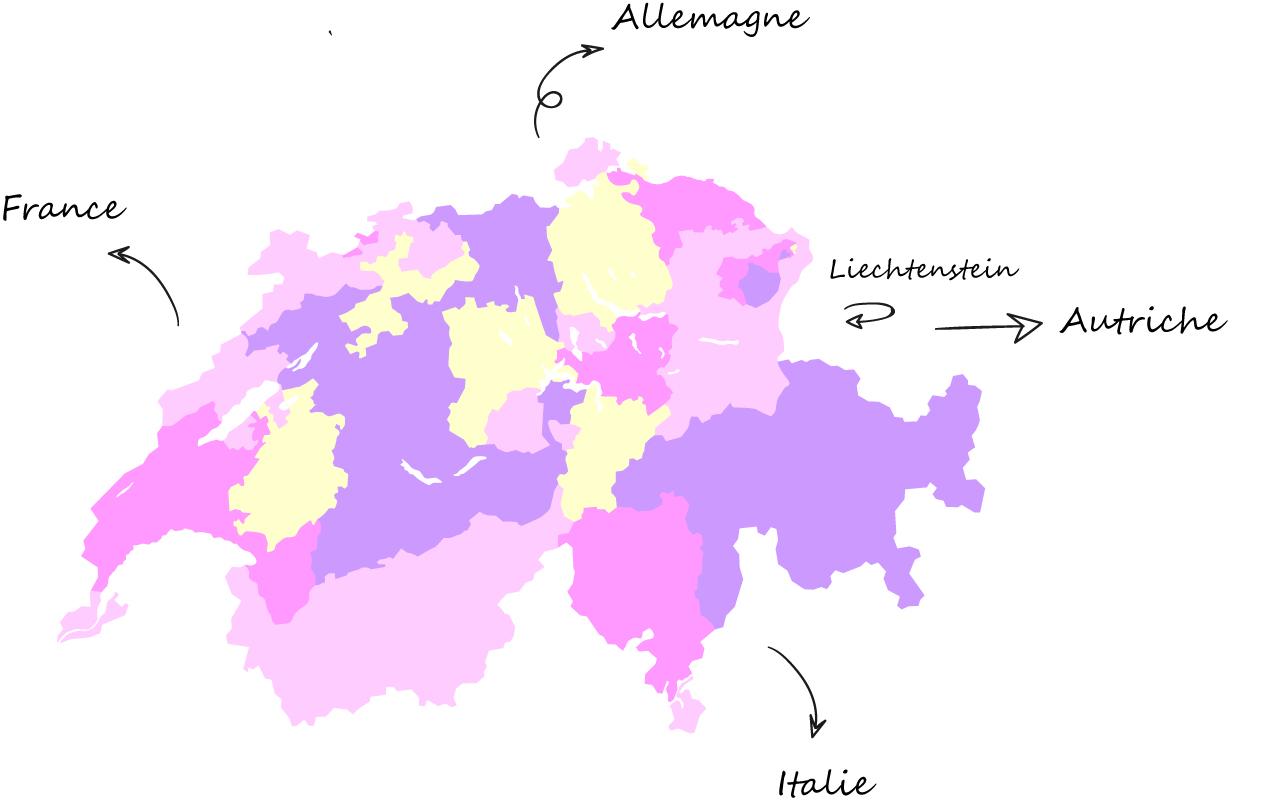 Suisse europe blog voyage coronavirus frontières