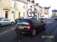 MTB Car Racks | ClioSport.net