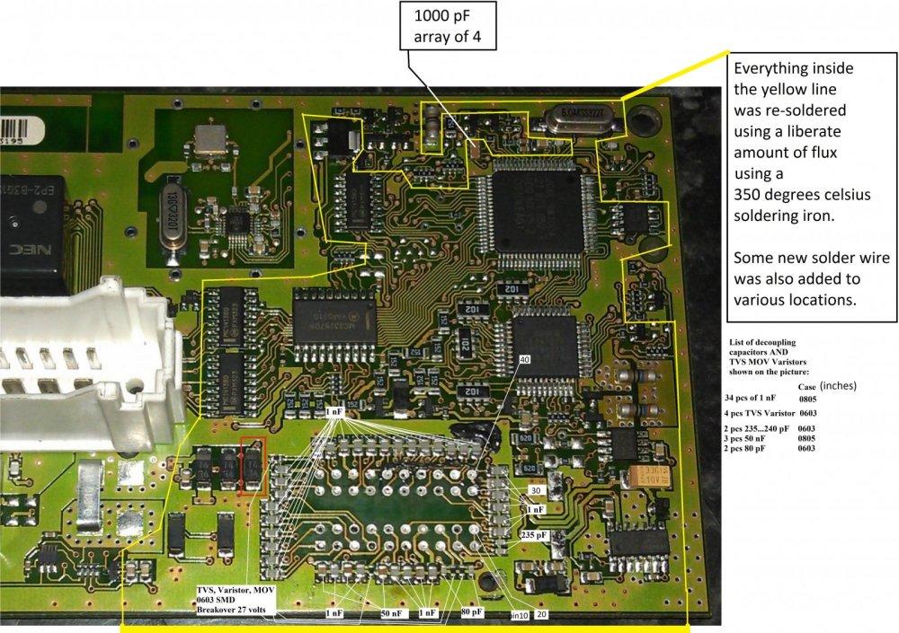 medium resolution of renault scenic fuse box faults