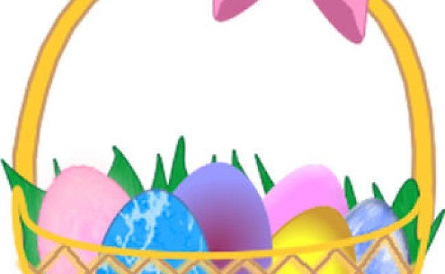 free easter basket clipart - photo #41