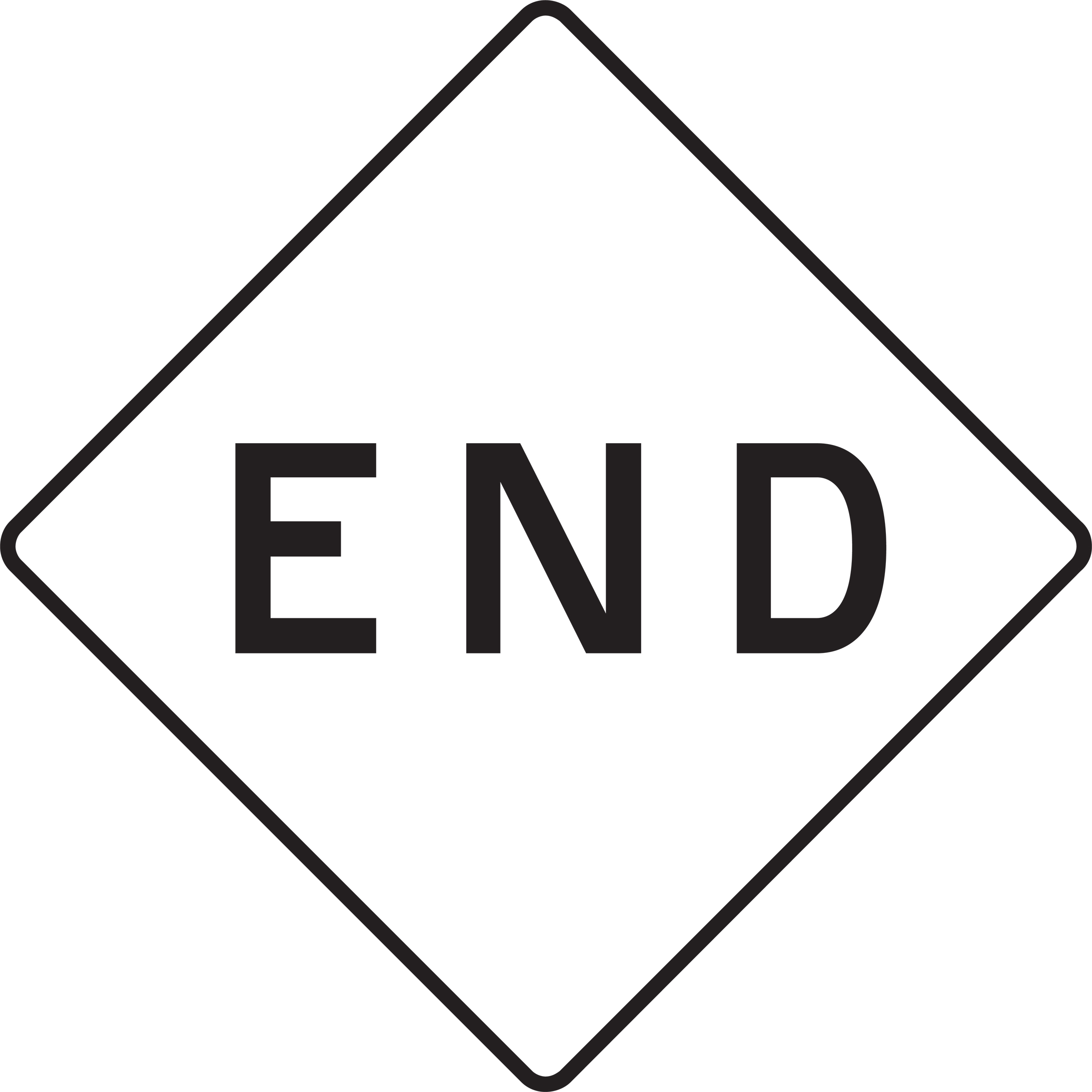 Page End Clipart