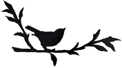 printable bird silhouettes - clipart