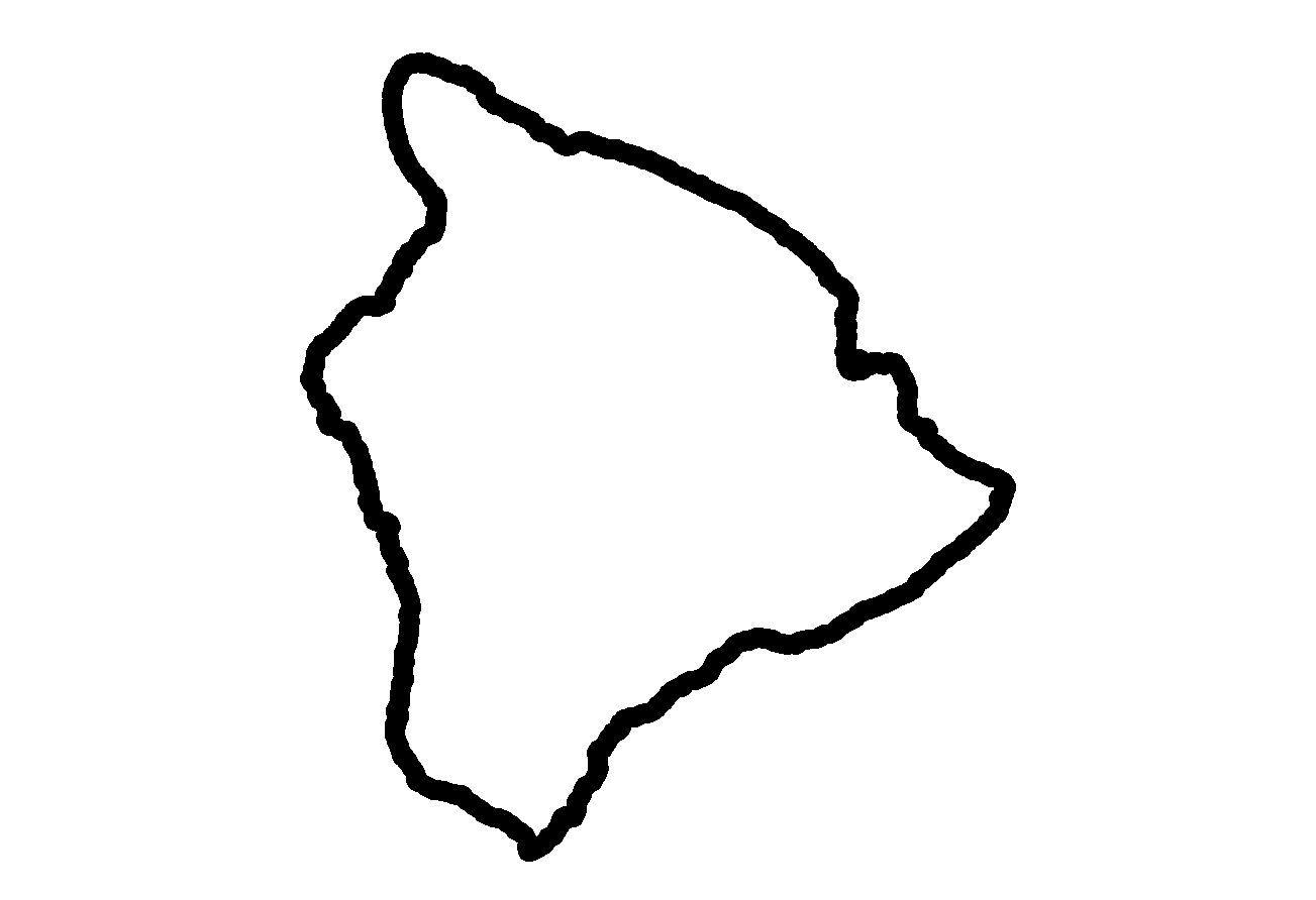 Hawaiian Islands Clip Art