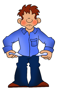 Person With Money Clip Art ClipArt Best