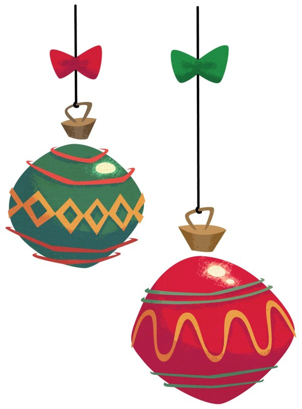 country christmas clip art - clipart