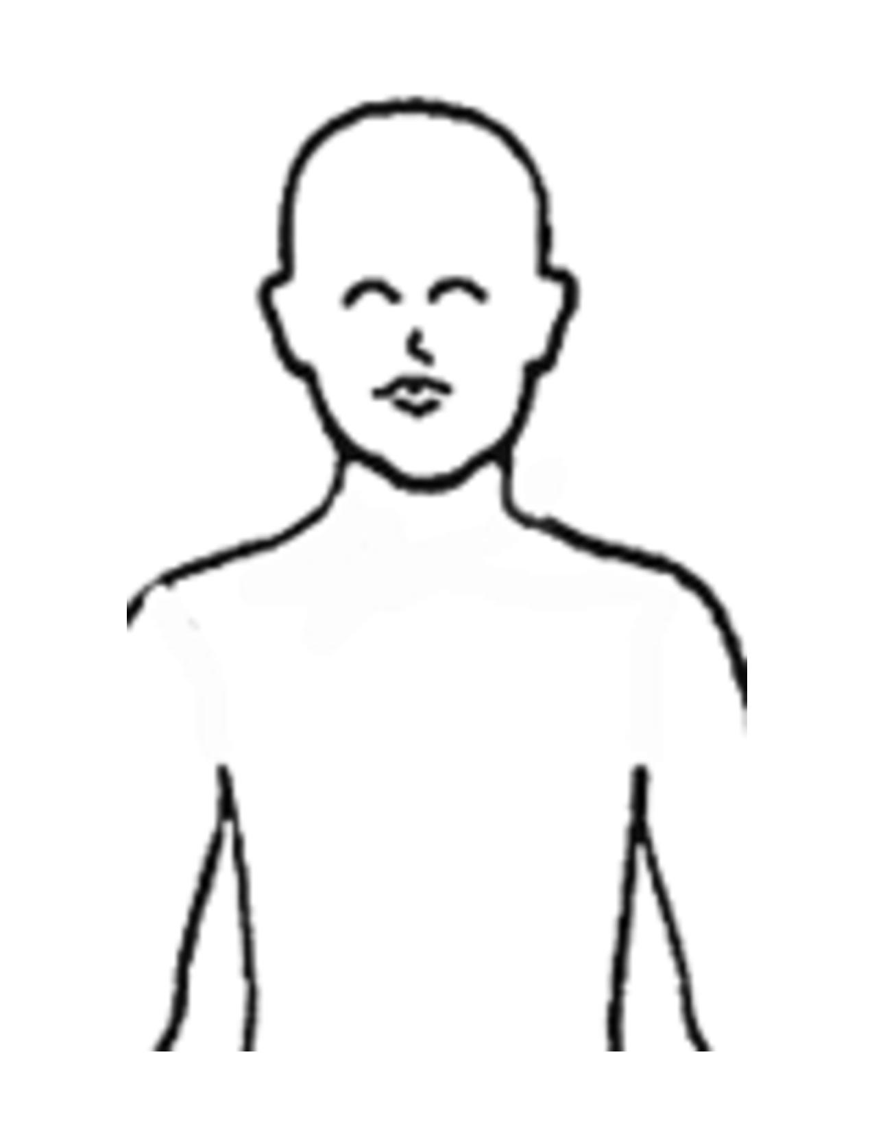 Body Outline Diagram