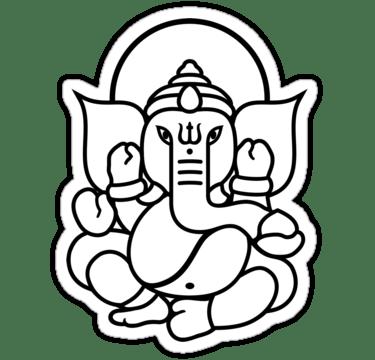 Easy Ganpati Sketches Drawing Of Ganesha How To Draw Bal