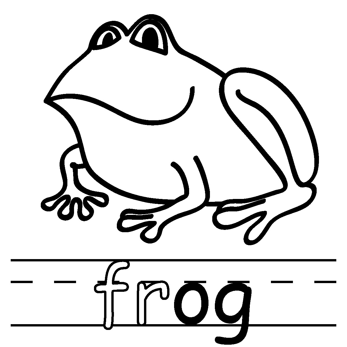 Dart Clipart Black And White Poison Dart Frog Clip Art