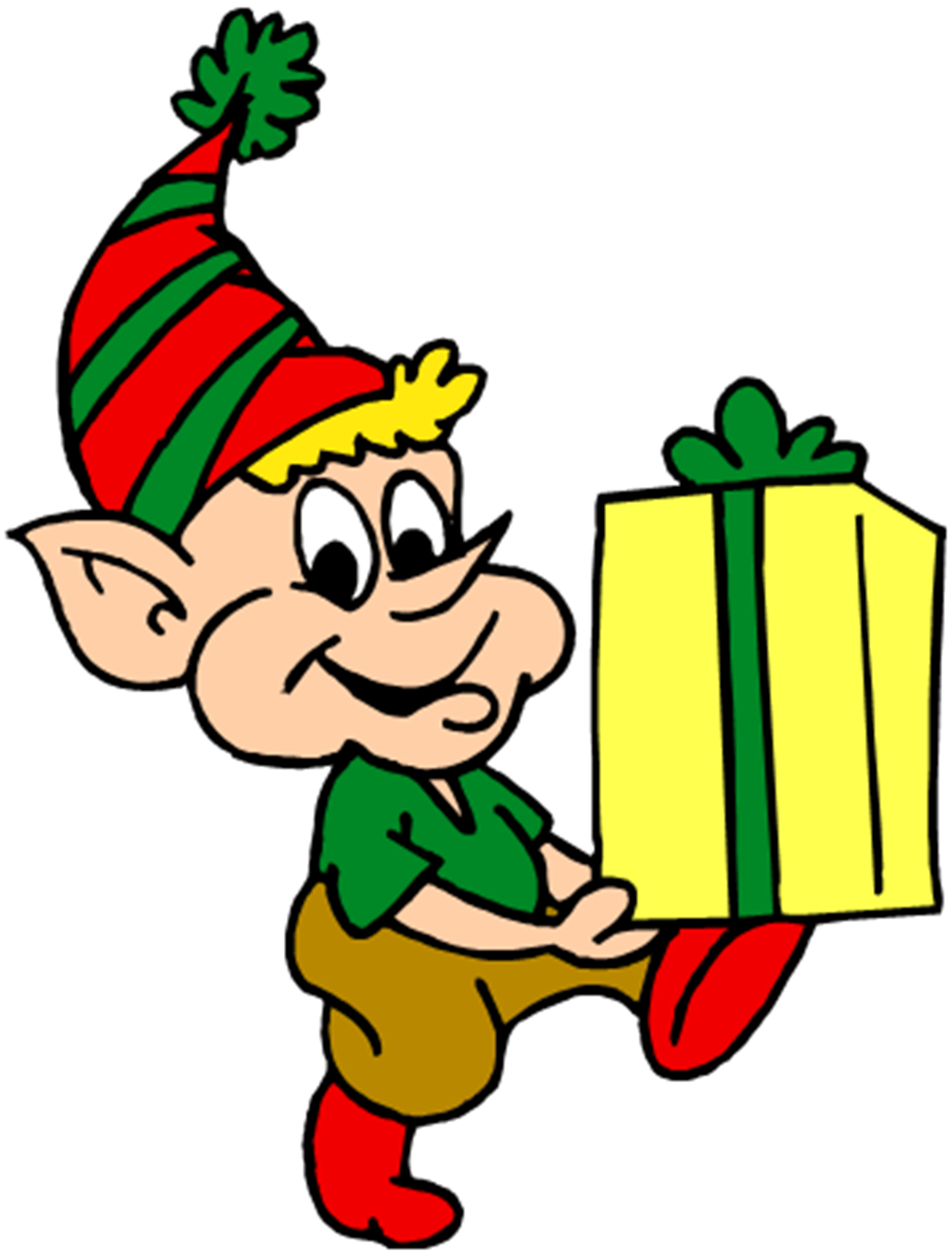 Christmas Elves Pictures