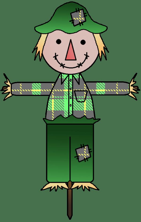clip art scarecrow - clipart