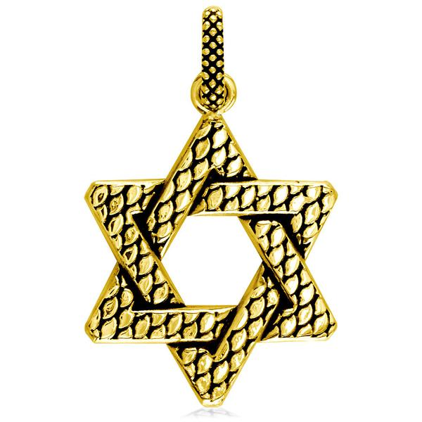 large gold star - clipart