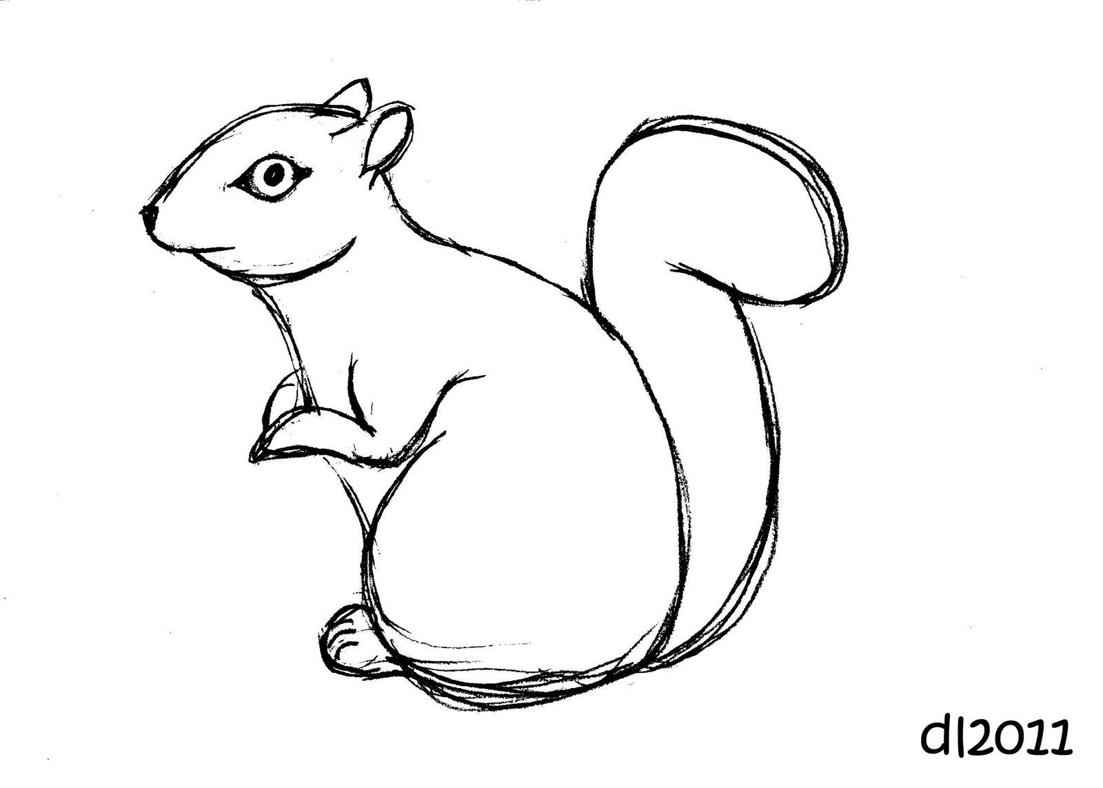 Deborah Leigh Garden Squirrel Statue