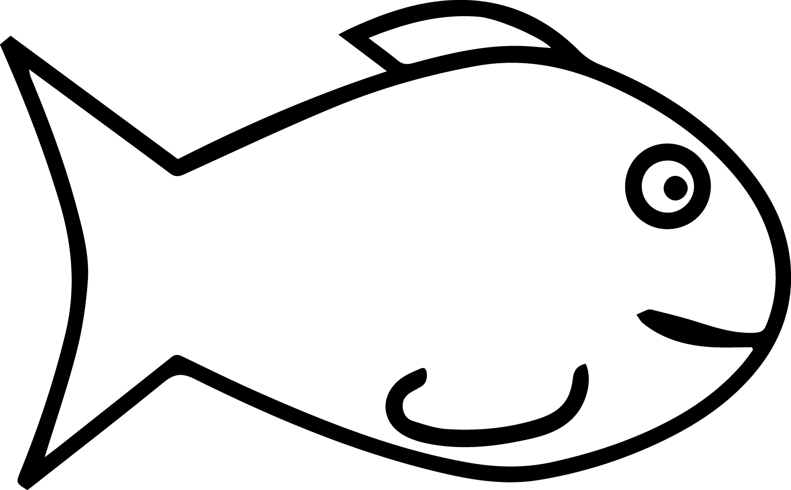 Pics Of A Fish Coloring Page 408