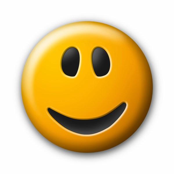 Smiley Face - Clipart