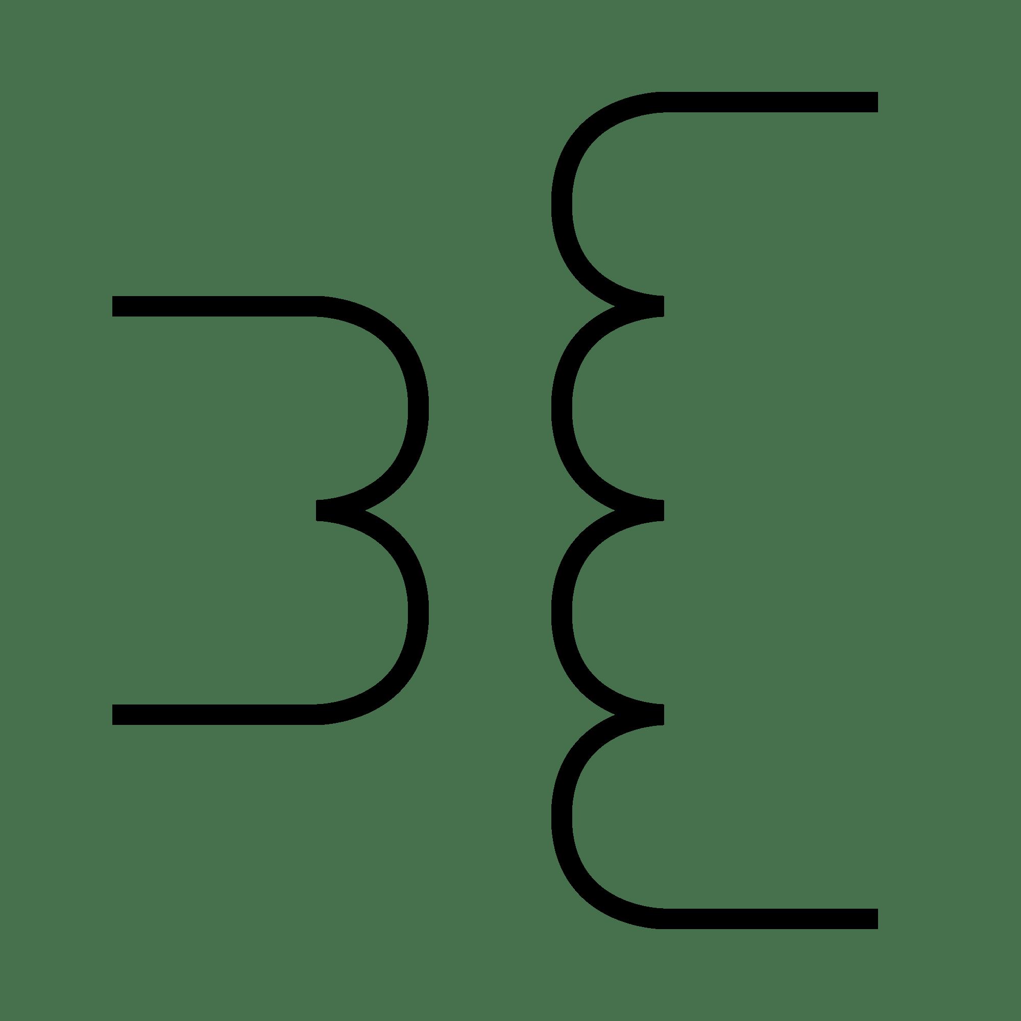 Transformer Electrical Symbol