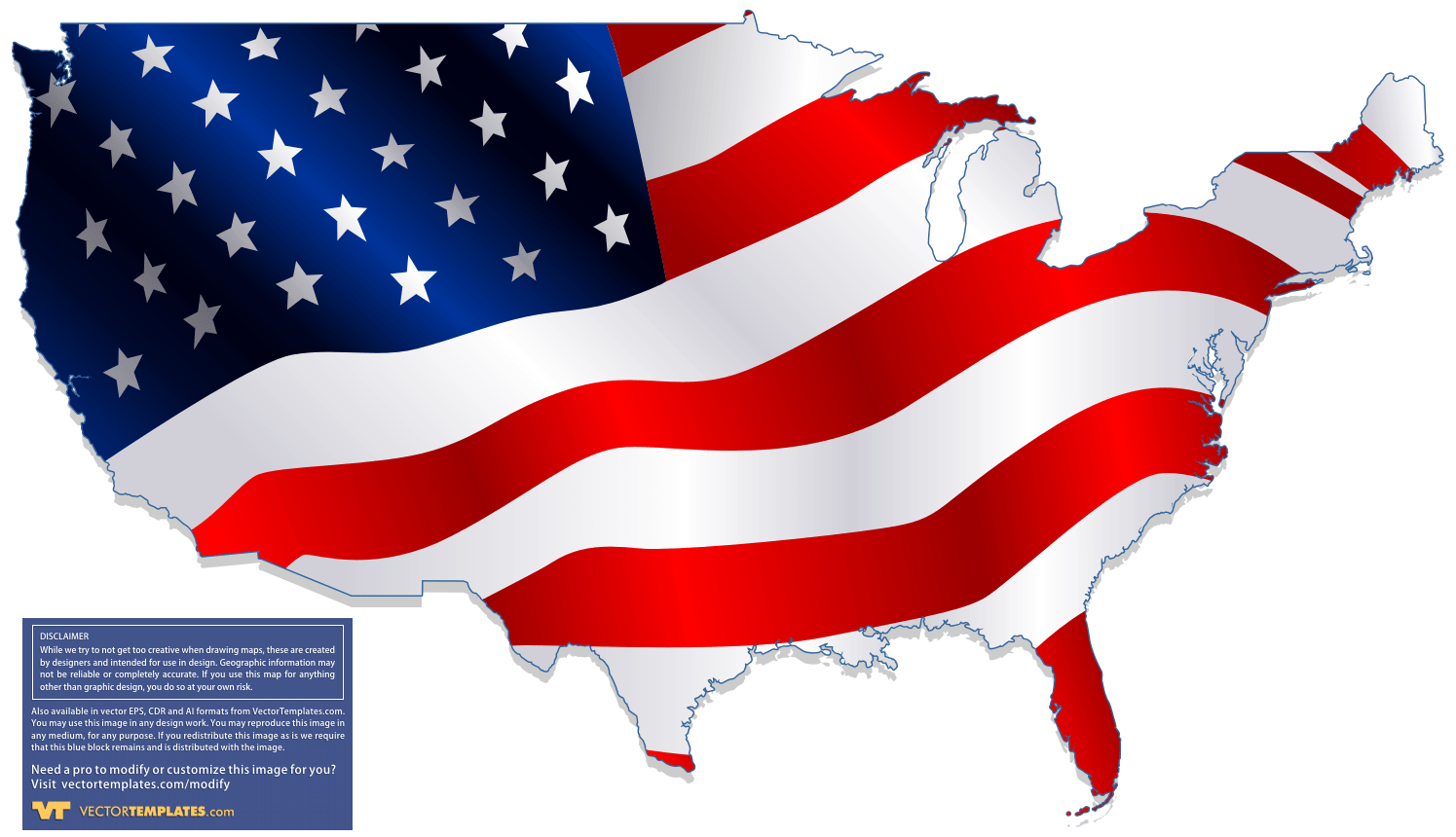 Here we are talking about the united states. Us Map Vector Free Download