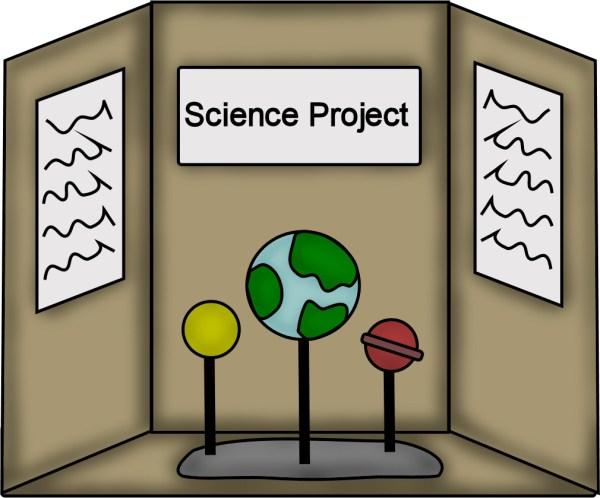 Science Fair Clip Art - Clipart