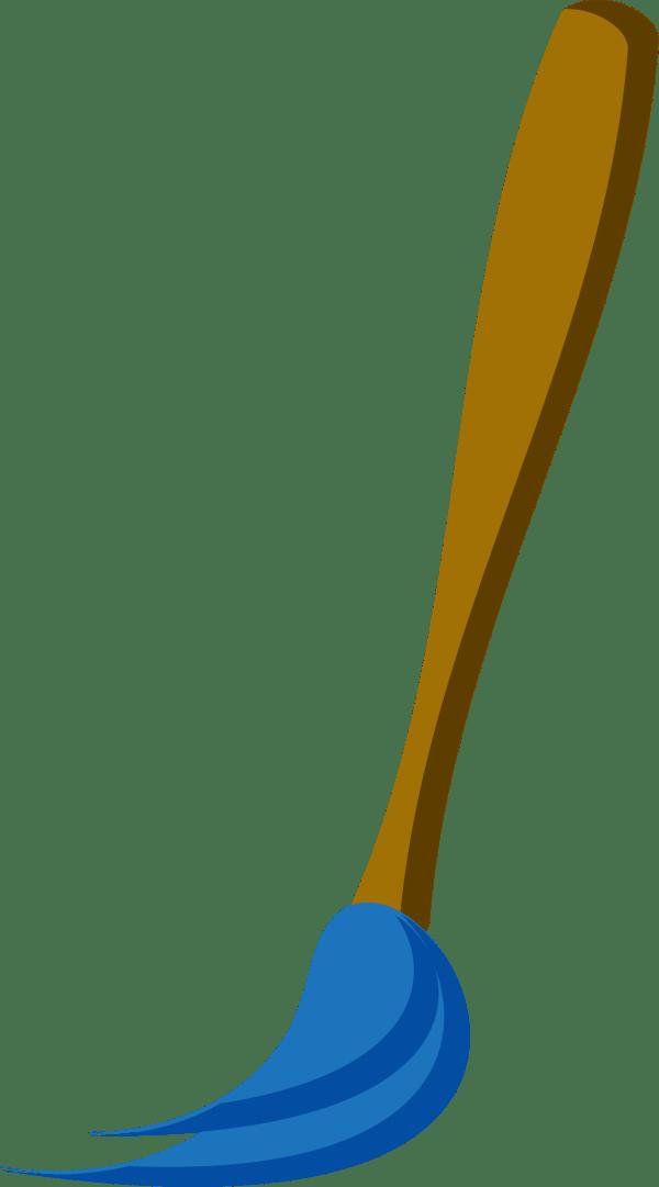 Paint Brush Logos - Clipart