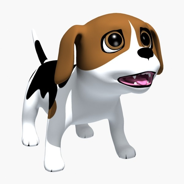 Cute Beagle Puppy Wallpaper Animated Puppy Pictures Clipart Best