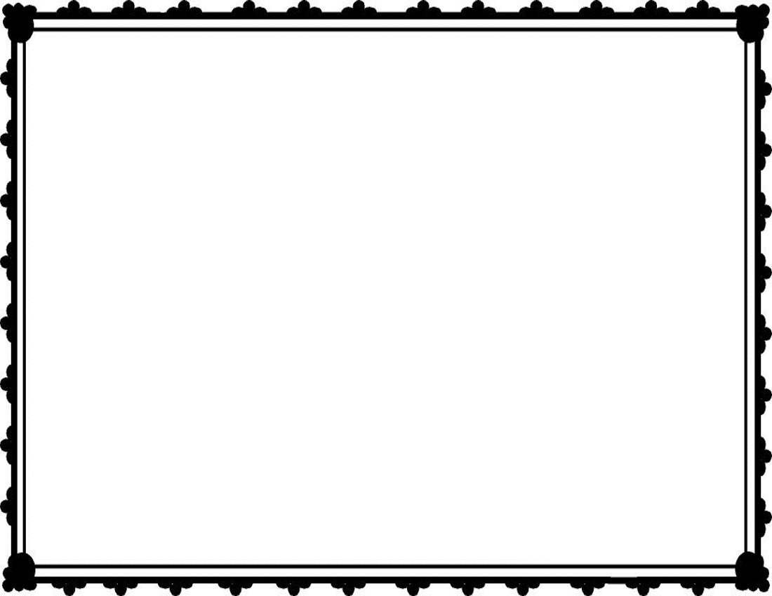Free Certificate Borders For Word