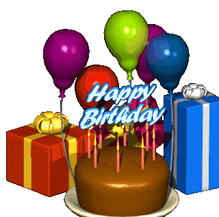 Gambar Kartun Happy Birthday  ClipArt Best