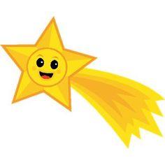 twinkle little star clipart