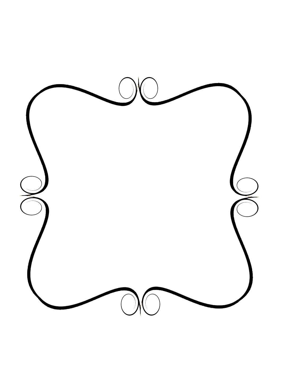 Simple Swirl Designs