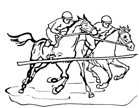 Relay Horse Racing, Relay, Free Engine Image For User