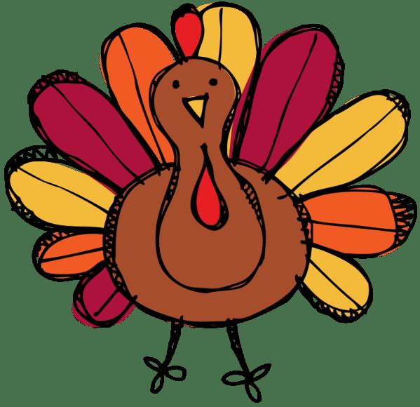 happy thanksgiving clip