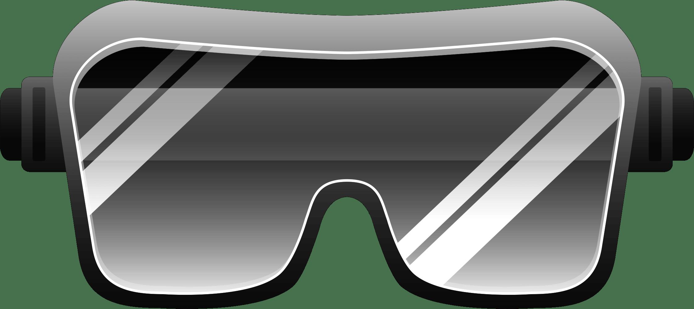Cartoon Safety Goggles