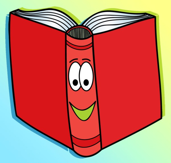 story book - clipart