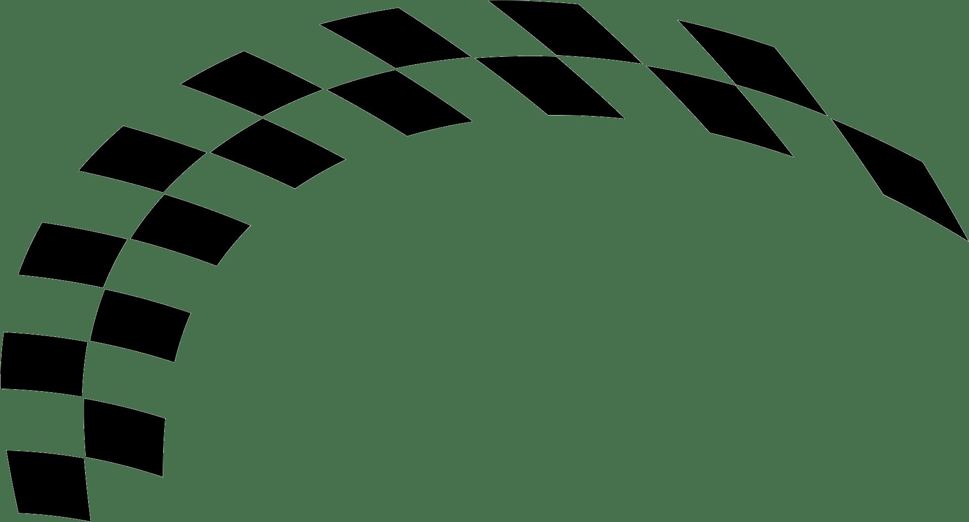 Racing Flag Vector