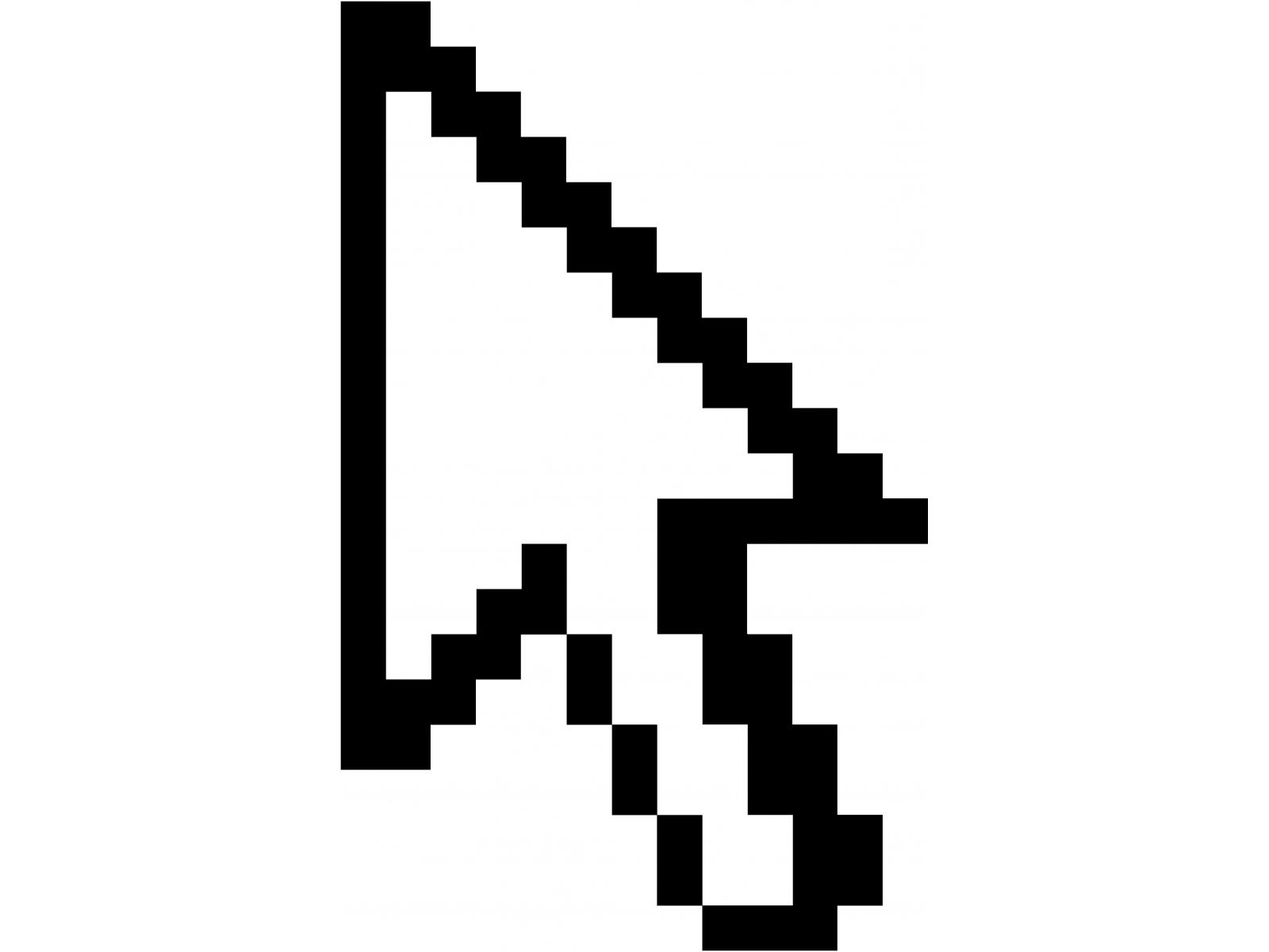 Computer Mouse Pointer Wallpaper