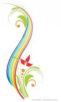 Colorful Swirl Clip Art - ClipArt Best