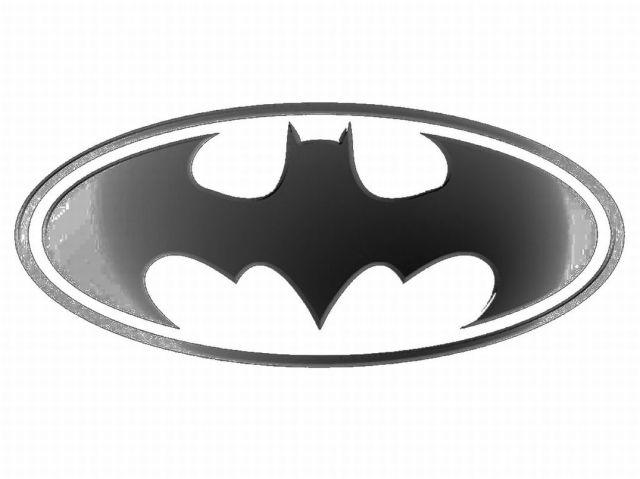 Coloring Page Batman Logo - ClipArt Best