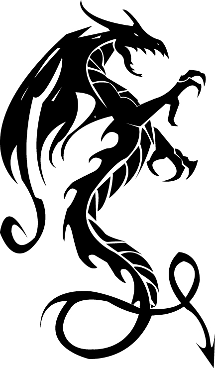 Dragon Tattoo Images Designs ClipArt Best ClipArt Best