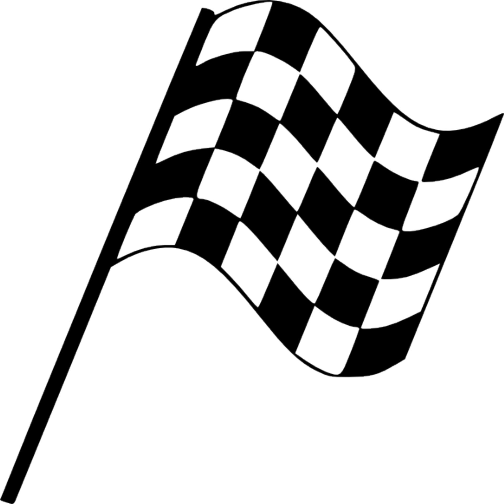 Race Flag Clipart