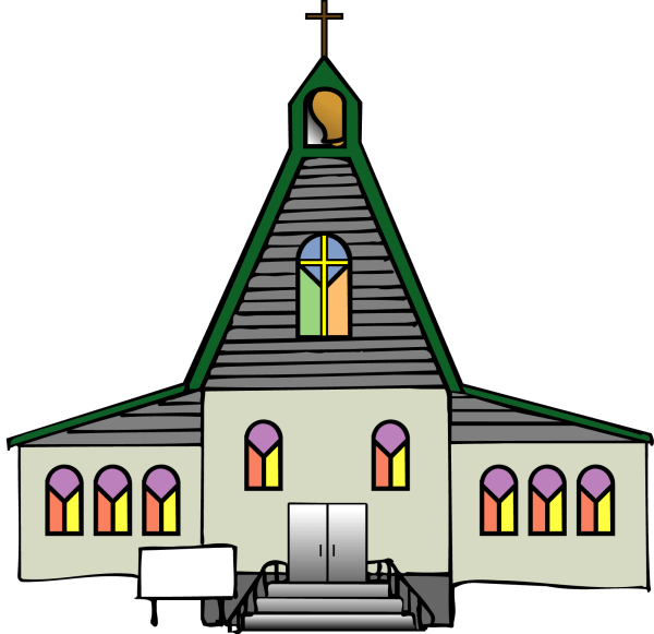 catholic church clipart