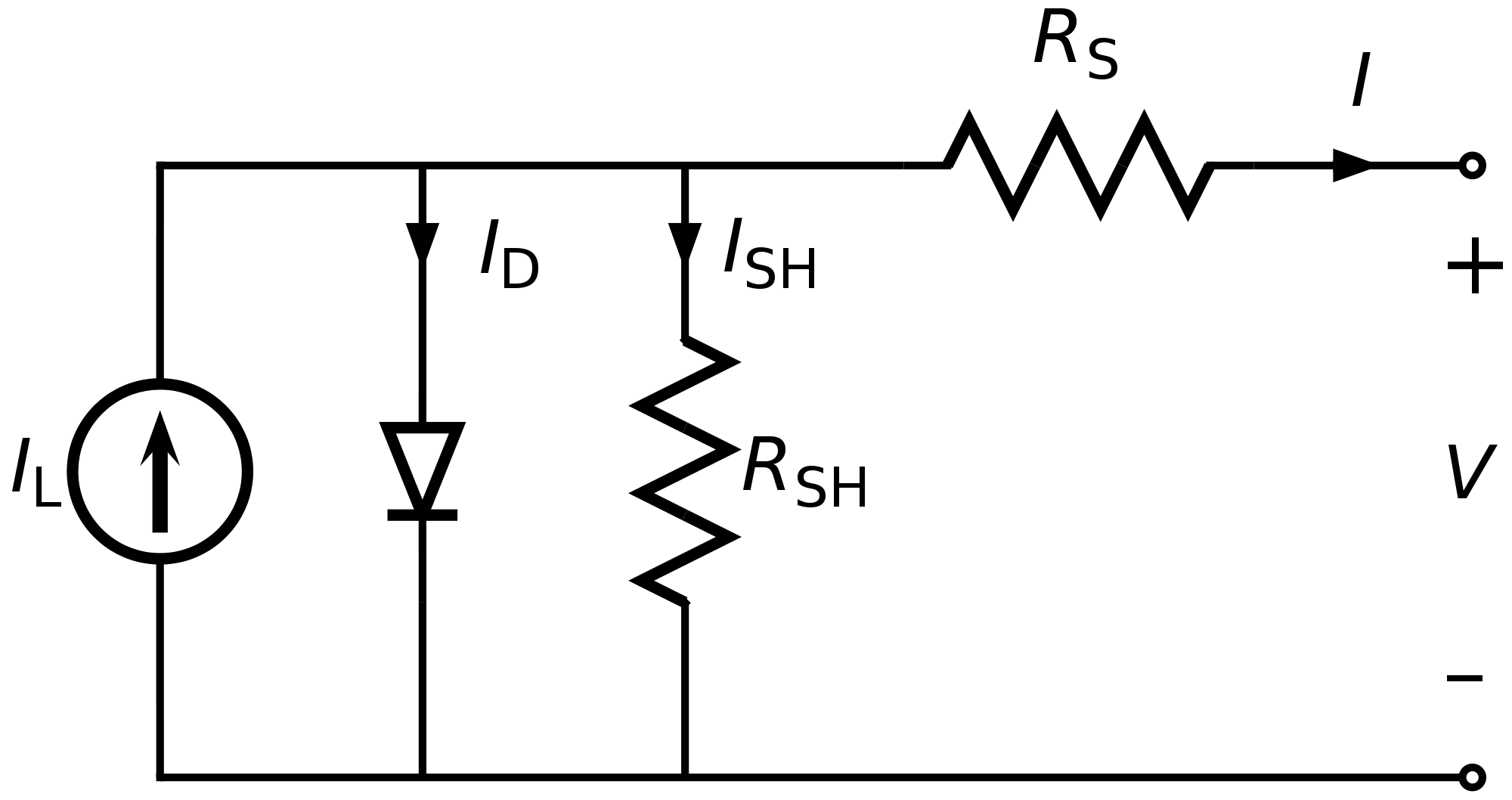 Power Supply Schematic Symbol