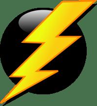 Lightning Bolt Drawings - ClipArt Best