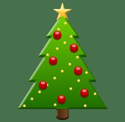 modern christmas clip art - clipart