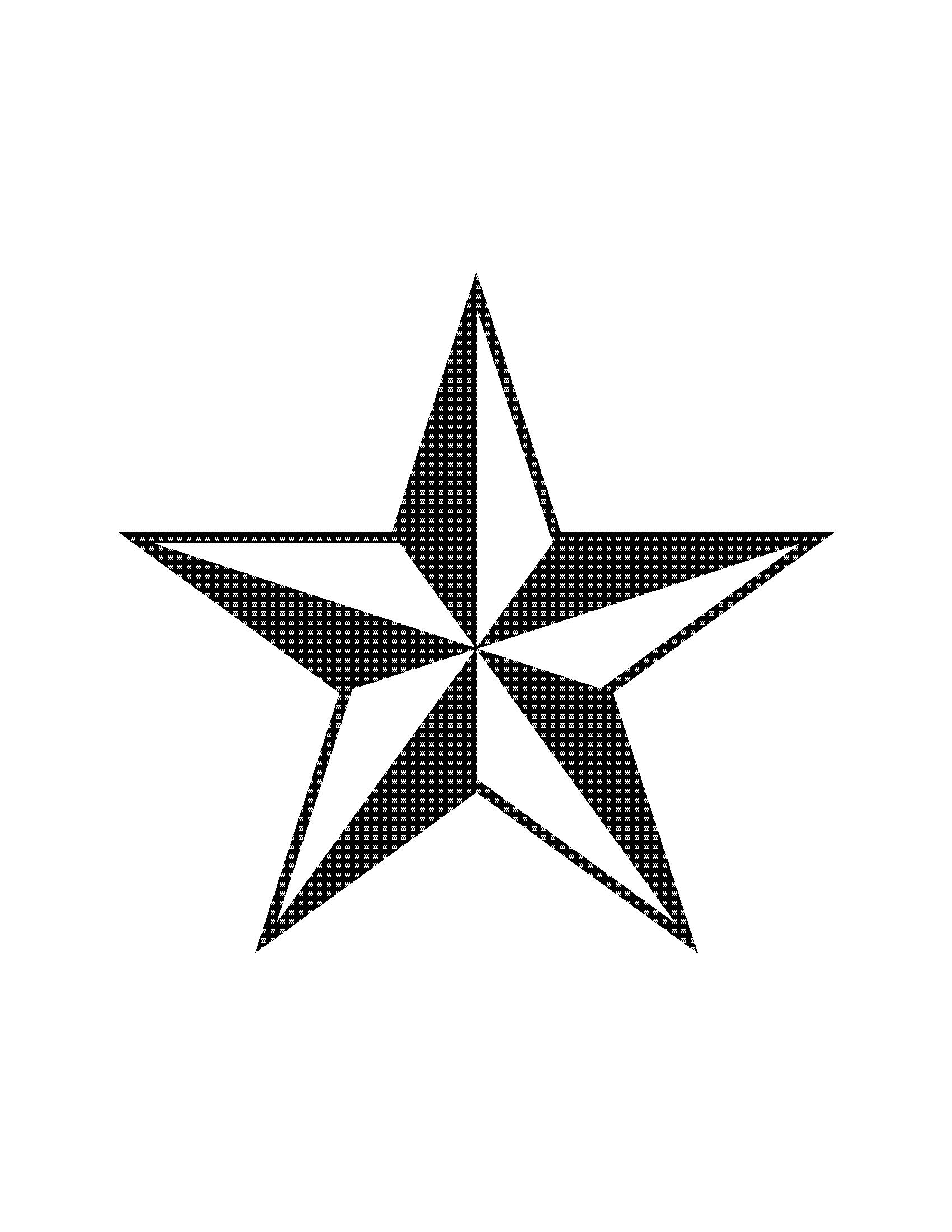 Texas Star Clip Art Images