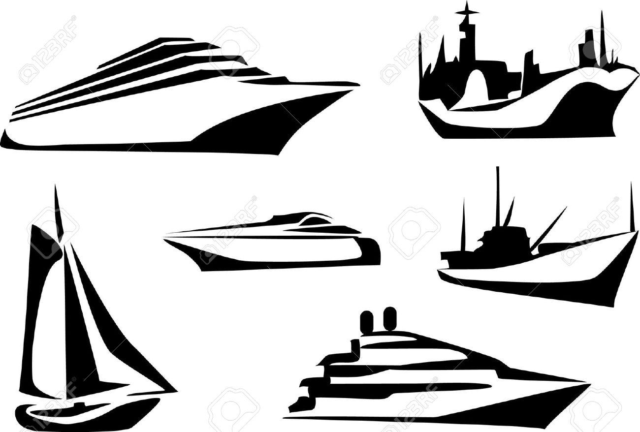 Ship Logo Clipart