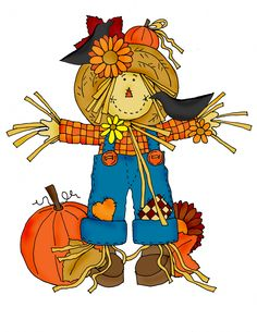 scarecrow - clipart